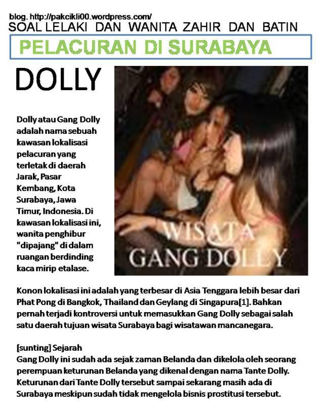 pelacuran di Surabaya