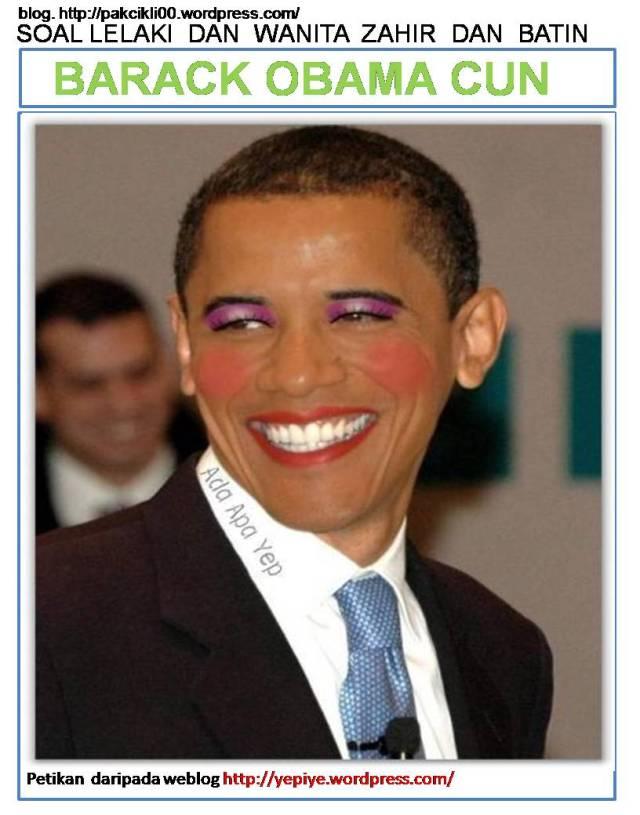Barack Obama cun