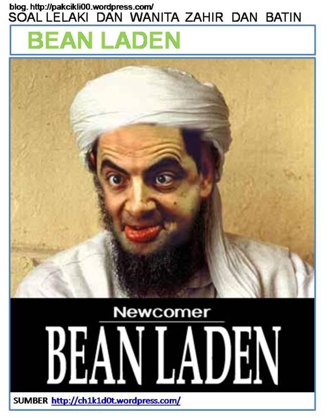Bean Laden