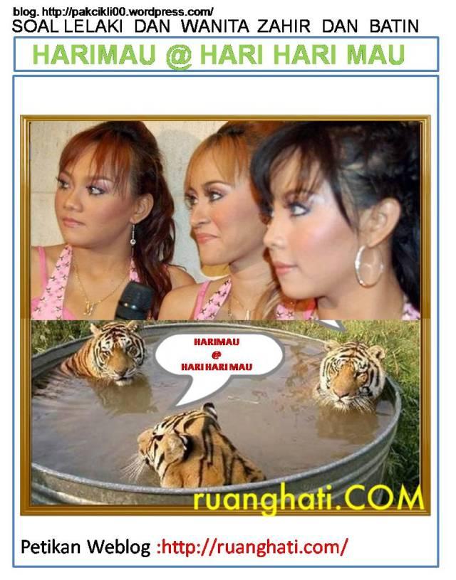 harimau_hariharimau