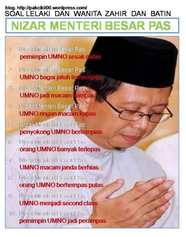 Nizar Menteri Besar Pas_NIZAR News