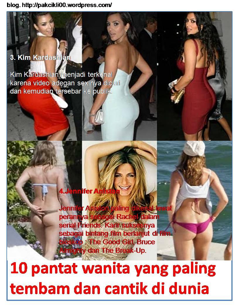 10 pantat wanita yang paling tembam dan cantik di dunia 2